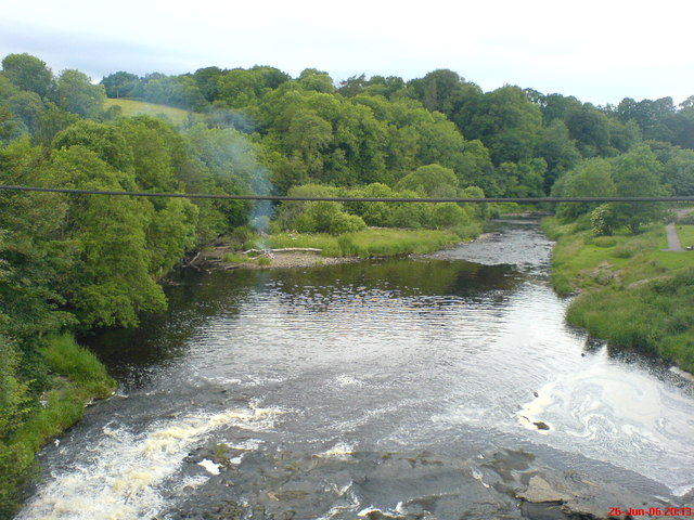 avon water at millheugh