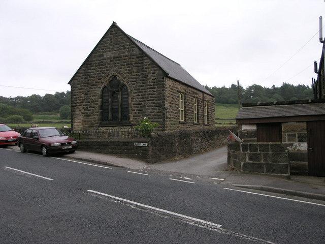 Matlock Moor Methodists
