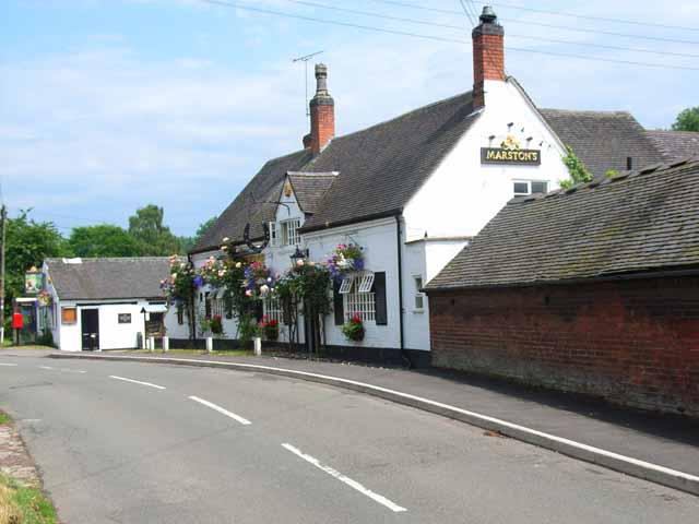 The Horseshoe, Tattenhill