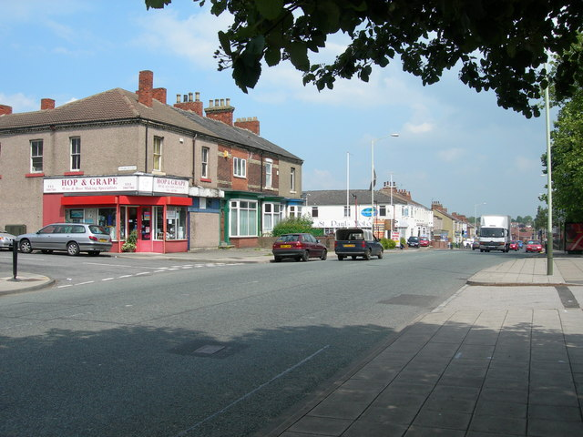 North Road, Darlington