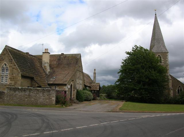 Church and School, Little Sessay