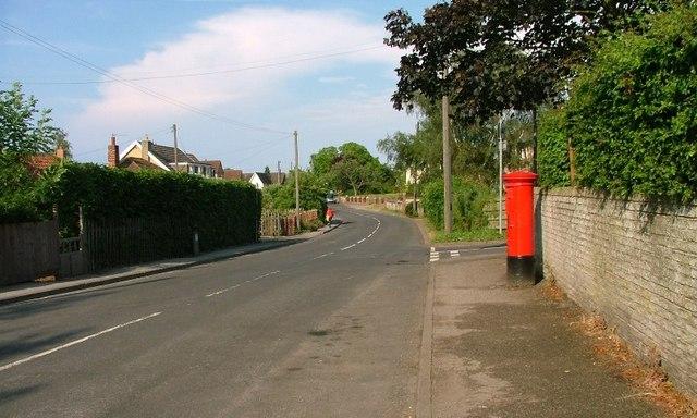 Postbox, Kirklevington