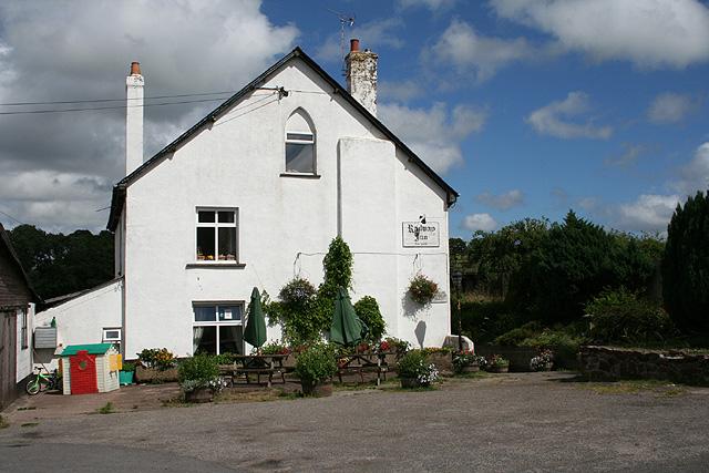 North Tawton: Railway Inn