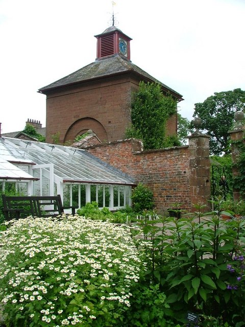 The Herb Garden and Dovecote, Acorn Bank