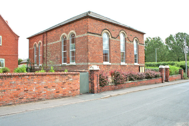 Everton Notts, Methodist Chapel