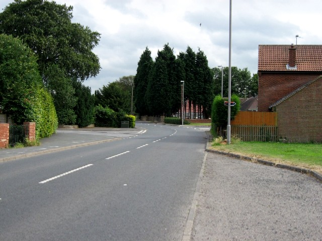 York Road, Barlby