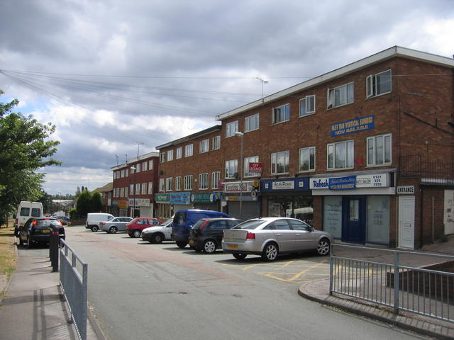Beacon Road shops