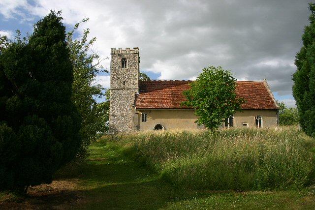 Hemingstone Church