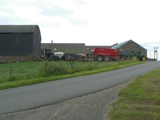 Hill of Kinnaird Farm