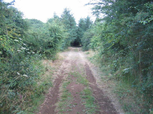 Course of Oxfordshire Ironstone Quarry Railway