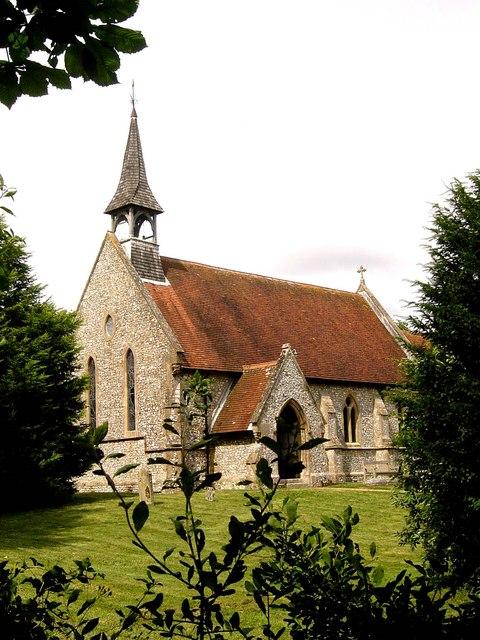 Shalden Church