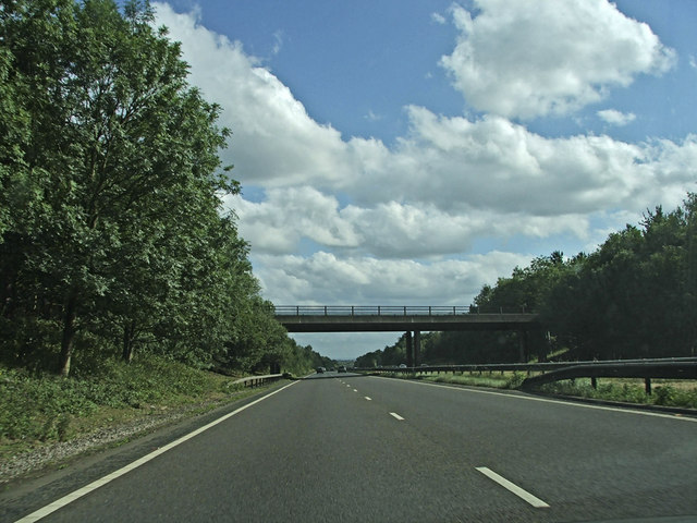 Bridge over A10 carrying Lord Street