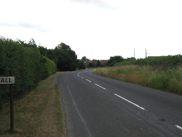 The Southern Road to The Hollicarrs
