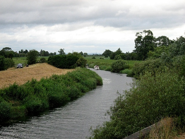 The River Derwent at Loftsome Bridge