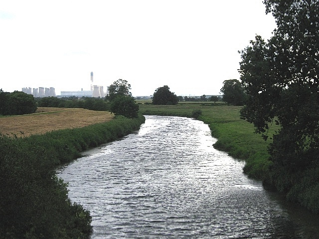 The River Derwent at Loftsome Bridge