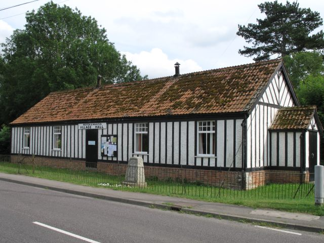 Worton and Marston Village Hall