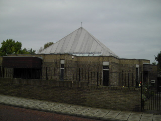 St Alban's RC Church