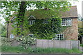 SP6606 : Chestnut Cottage Shabbington by Jackie Harman