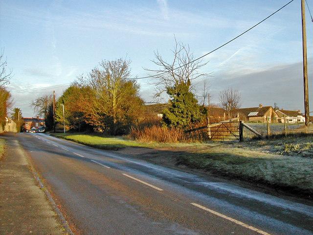 Mill Road Shabbington