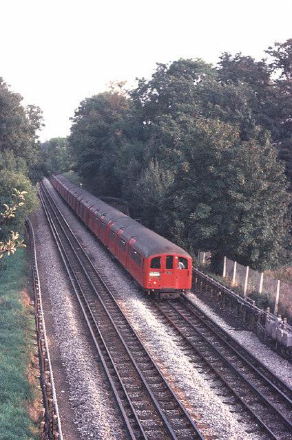 Northern Line 1938 Stock
