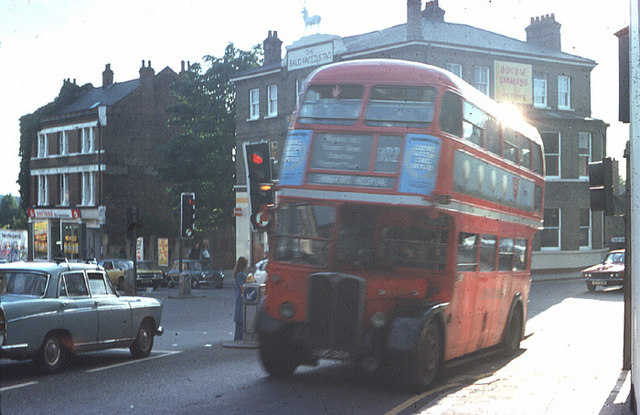 102 to Chingford