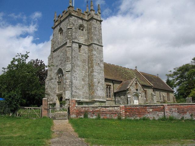 West Knoyle Church