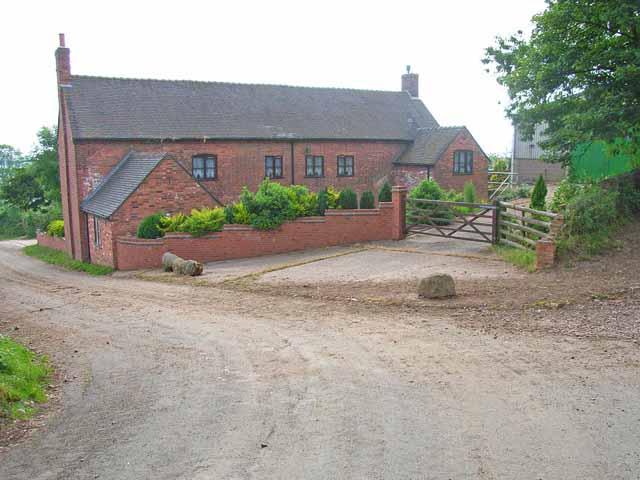 House at Cotwalton