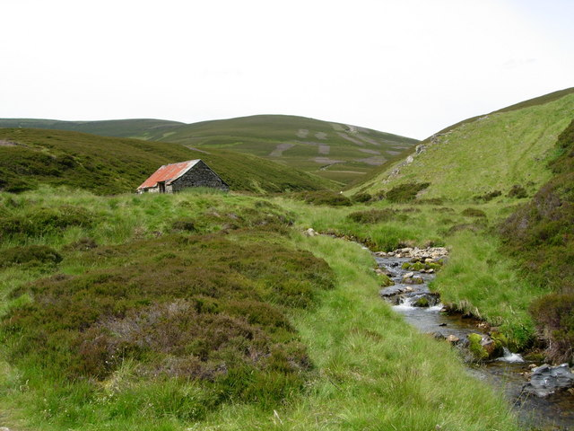 Gamekeeper's hut, Ladder Hills