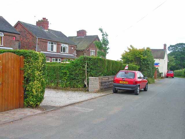 Balaam's Lane, Fulford