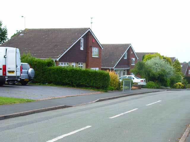Kingfisher Crescent, Fulford