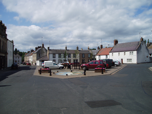 Coldstream Market Square
