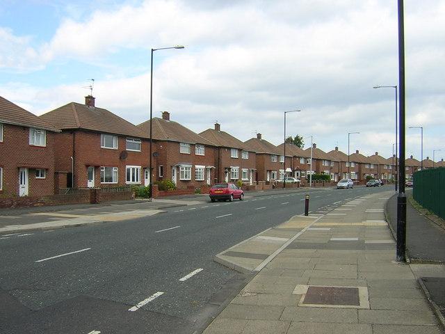 Houses in Farringdon