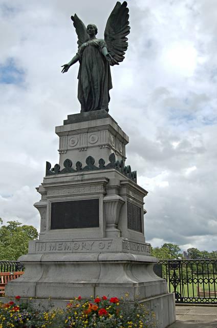 War memorial, Cupar