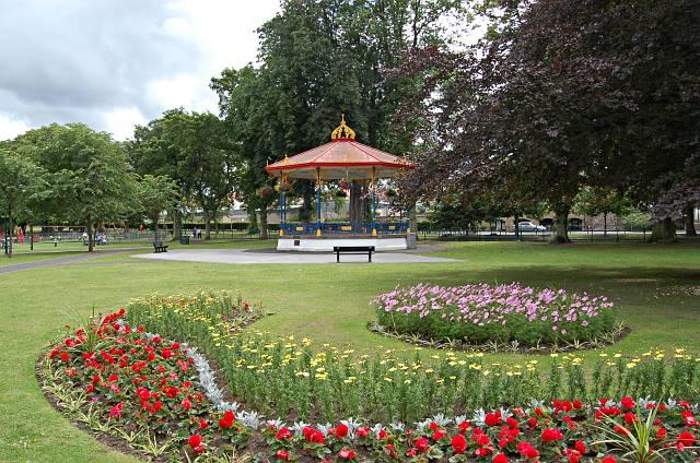 Hood Park, Cupar