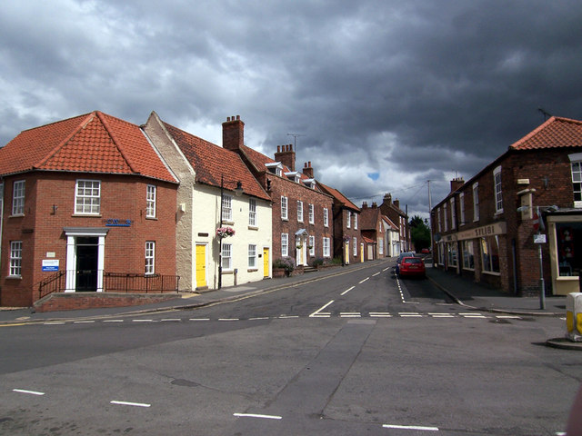Priestgate, Barton-Upon-Humber