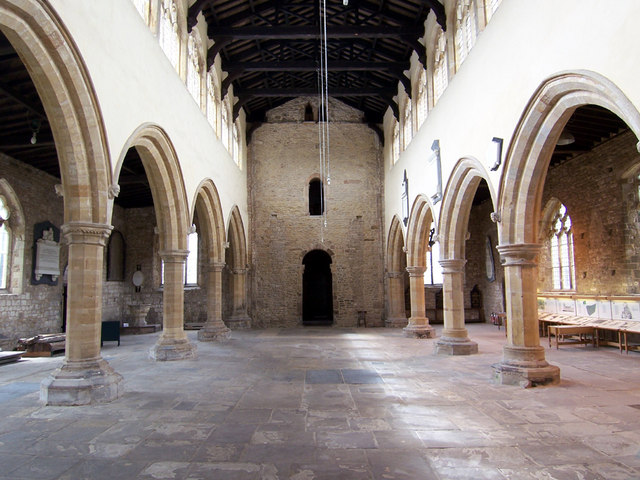 Interior of the Church of St. Peter, Barton-Upon-Humber