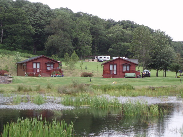 Trossachs camping Site