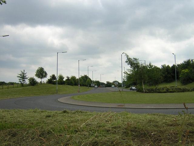 City Way near Moorside