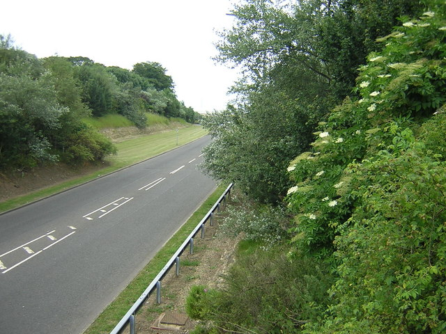 City Way cutting