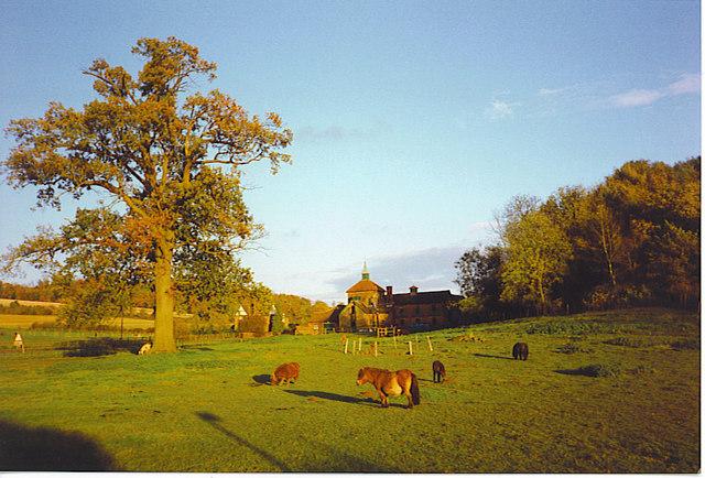 Home Farm, Shere Road.