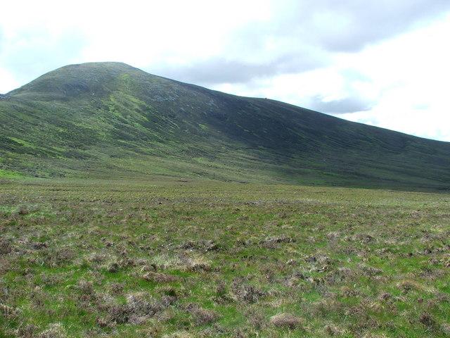 Carn Loch nan Amhaichean.