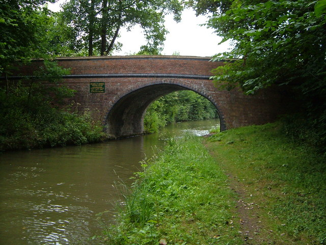 Diamond Bridge, Brockhall