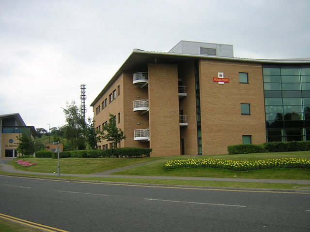 Royal Mail Building Doxford International Business Park
