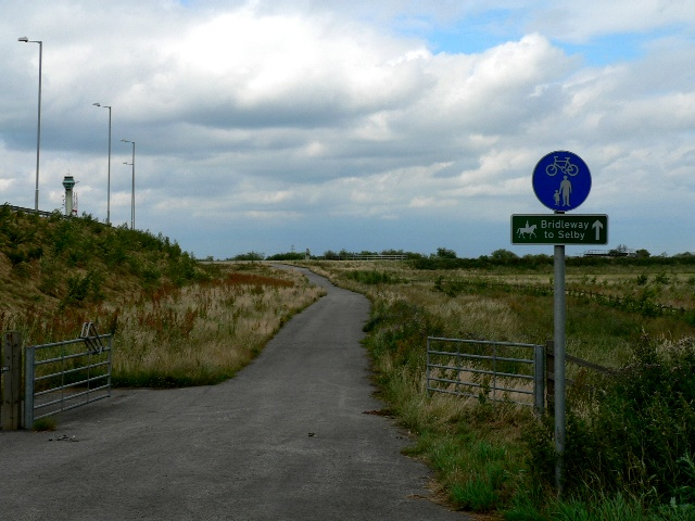 Bridleway to Selby