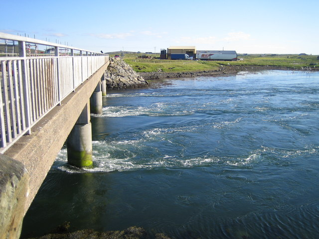 North Ford, Benbecula