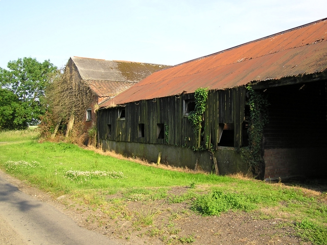 Barn, High House Farm