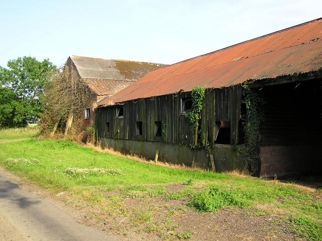 Barn, High House Farm