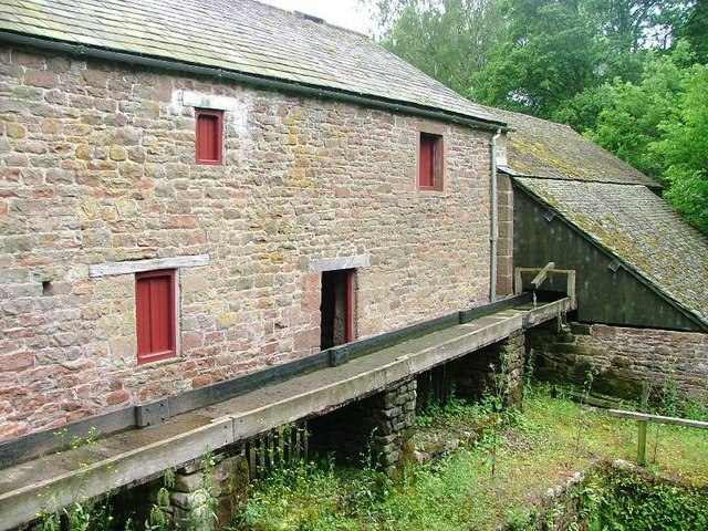 Acorn Bank Mill