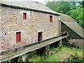 NY6128 : Acorn Bank Mill by Mick Garratt