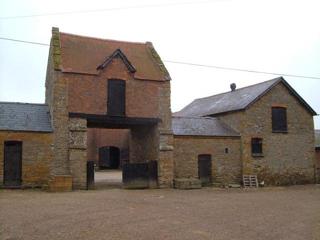 Medieval gatehouse, Muscott House